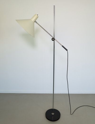 Adjustable Floor lamp by Anvia Almelo, 1960s
