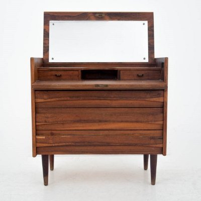 Rosewood Dressing Table / Dresser, Denmark 1960s
