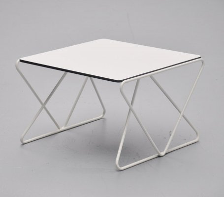 Walter Antonis side table for I-Form Holland, 1978