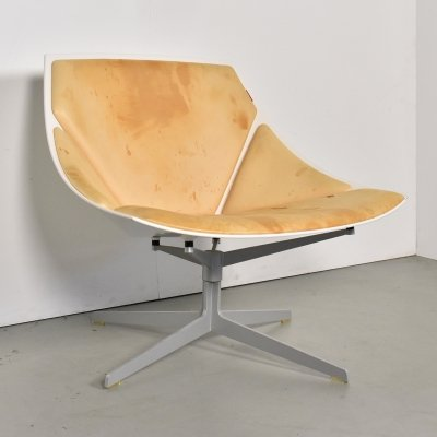 Space chair lounge chair by Jehs & Laub for Fritz Hansen, 1990s
