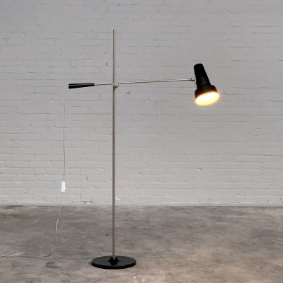 Floor lamp '329' by Willem Hagoort for Hagoort Lighting, Netherlands 1960s