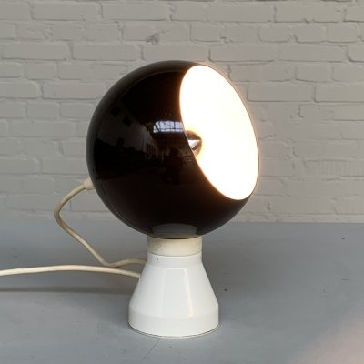 Magnetic Ball table lamp by Piero De Martini for Reggiani, Italy 1960s