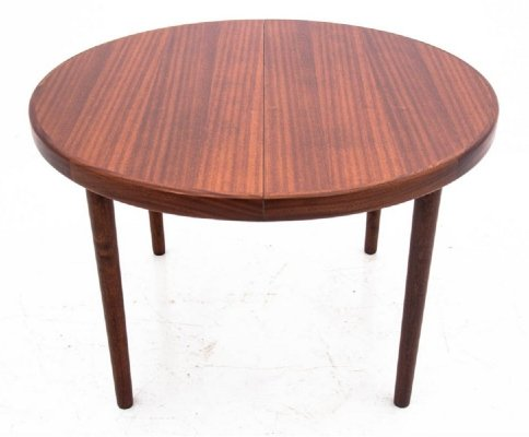 Vintage Dining table, Denmark 1960s