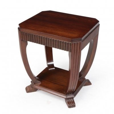 French Art Deco Occasional table in Oak, c1930