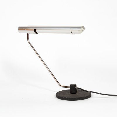 Rare table lamp by Rosemarie & Rico Baltensweiler