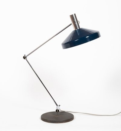 Articulated Type 60 table lamp by Rico & Rosemarie Baltensweiler, 1950s