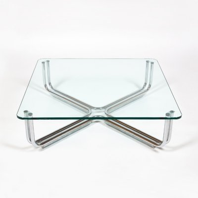Coffee table 784 by Gianfranco Frattini for Cassina, circa 1960s