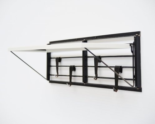 Pilastro coat rack by Tjerk Reijenga, Holland 1960