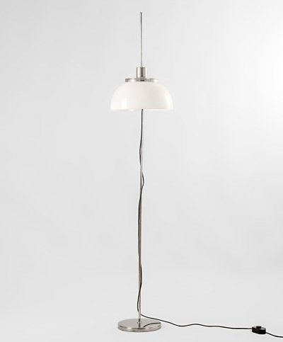 'Faro' Floor lamp by Harvey Guzzini, Italy 1970's