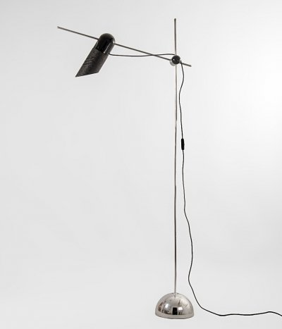 'Galdino' Floor lamp by Carlo Urbinati for Guzzini, Italy 1970's