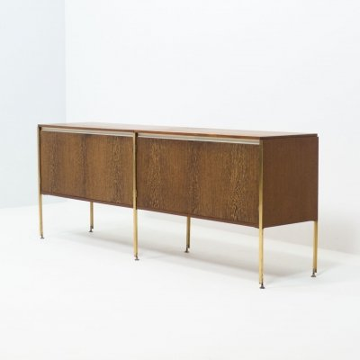 Copal sideboard by Kho Liang Ie for Fristho, 1950s
