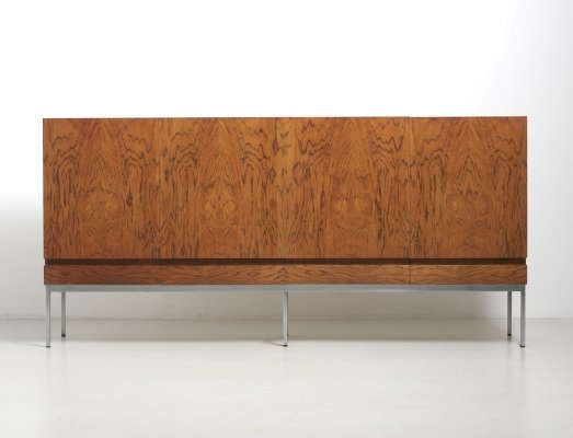 Large Sideboard Model B60 by Dieter Waeckerlin for Behr, Germany 1950's