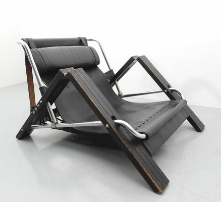 Sonja Wasseur Grasshopper lounge chair, The Netherlands 1970