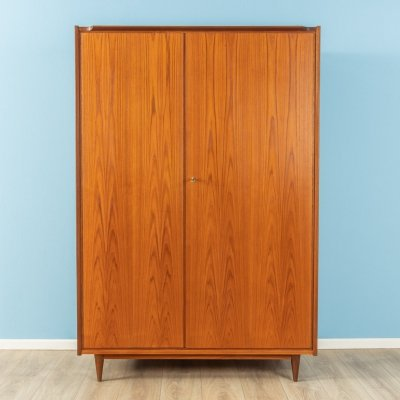 Vintage wardrobe in teak, Germany 1960s