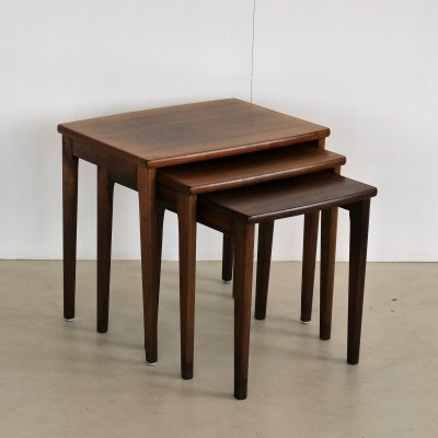 Furbo nesting table, 1960s