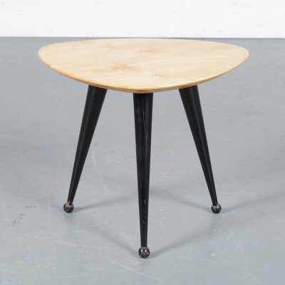 TB16 side table by Cees Braakman for Pastoe, 1950s