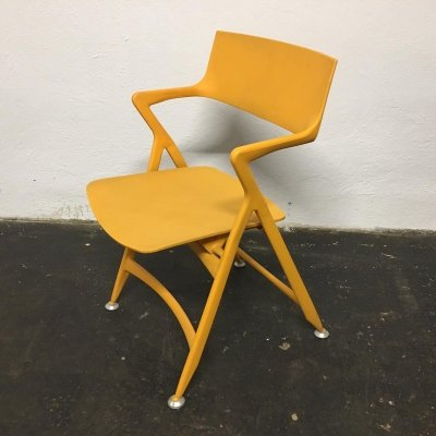 Arm chair by Antonio Citterio for Kartell, 1960s