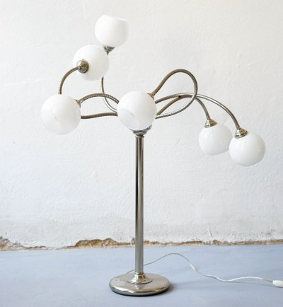 Octopus lamp from France, 1960s