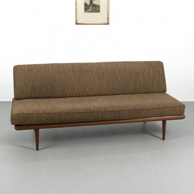 Minerva sofa bed by Hvidt & Mølgaard for France & Son, 1950s