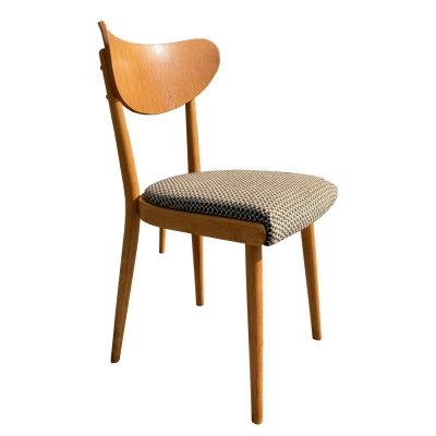 Classic dining chairs, Czechoslovakia 1960s