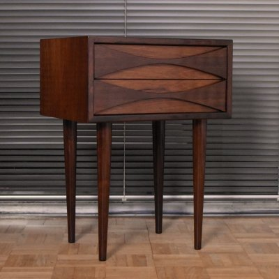 Niels Clausen Rosewood Chest of Drawers for N.C Mobler