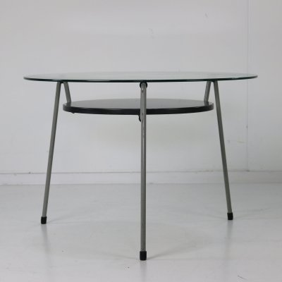 535 'Mug' coffee table by Wim Rietveld for Gispen, 1950s