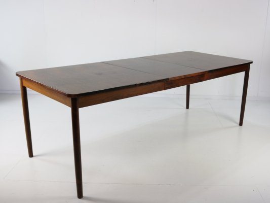 Rosewood dining table by Fristho, 1960s