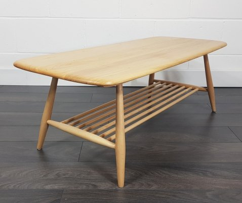 Ercol Coffee Table, 1960s