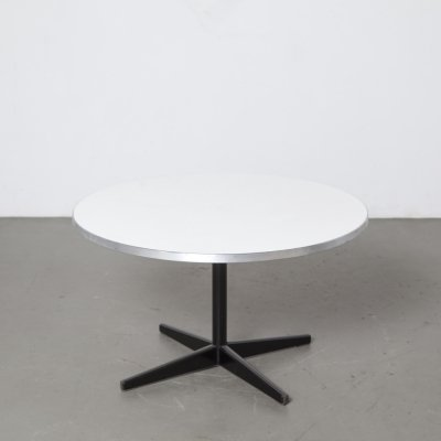 Round Result Coffee Table by Friso Kramer for Ahrend De Cirkel, 1960s