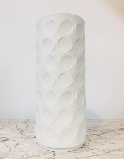 Op art porcelain vase by Winterling Schwarzenbach Bavaria