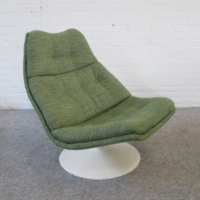 'F510' Lounge chair by Geoffrey Harcourt for Artifort,1960s