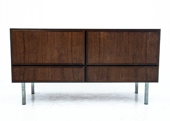 Rosewood sideboard from Omann Jun Mobelfabrik, 1960s