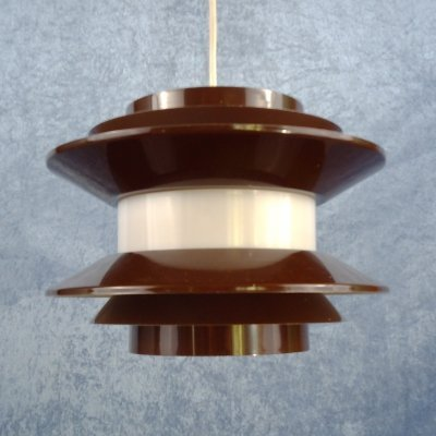 Trava pendant by Carl Thore (Sigurd Lindkvist) for Granhaga Metallindustri, Sweden 1970s