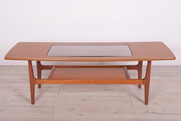 Mid-Century British Coffee Table, 1970s