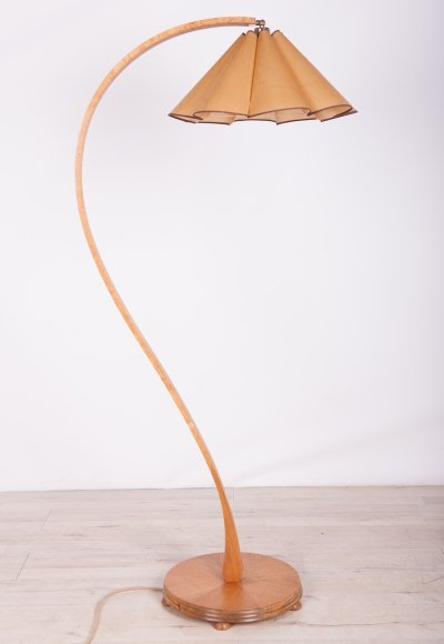 Art Deco Floor Lamp, 1930s