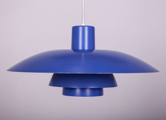 Danish PH4 Pendant Light by Poul Henningsen for Louis Poulsen, 1960s