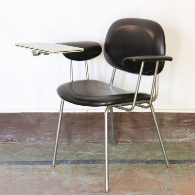 Early 1950s Bauhaus office armchair