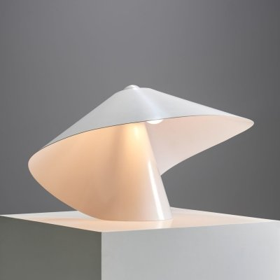 Raoul Raba 'Nonne' Table Lamp Original Edition, France 1972