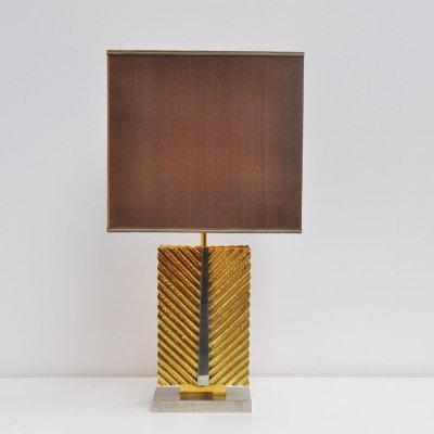 Maison Bagues table lamp, France 1970