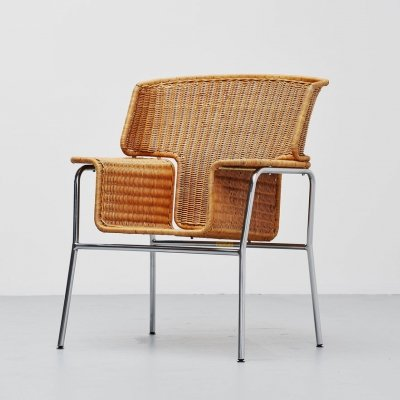 Armchair by Rohe Noordwolde, Holland 1969
