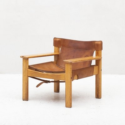 Easy chair 'Natura' by Karen Mobring for Ikea, Sweden 1970s