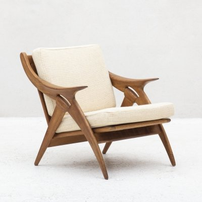 Easy chair by De Ster Gelderland, Holland 1960's