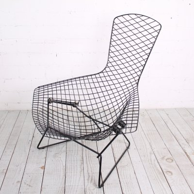 'Bird Chair' by Harry Bertoia for Knoll International, 1950s