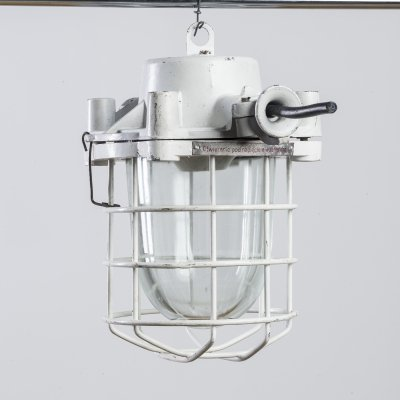 Industrial Lamp, 1980s