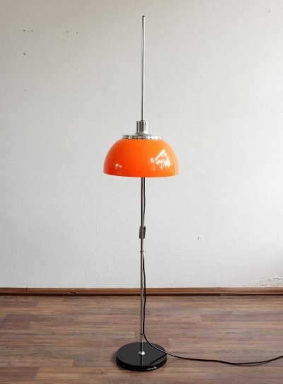 Floor lamp by Guzzini Design Team for Meblo, 1970s