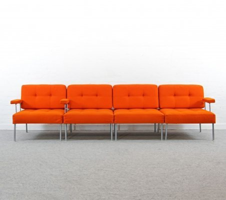 Sectional Revolt Sofa by Poul Cadovius for France & Son, Denmark