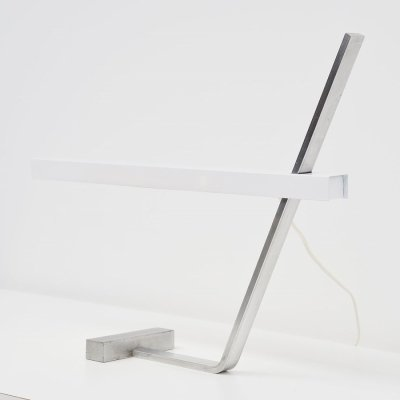 Max Rond adjustable desk lamp by Indoor, 1976