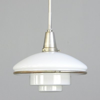 Sistrah Pendant Light by Otto Muller, 1930s