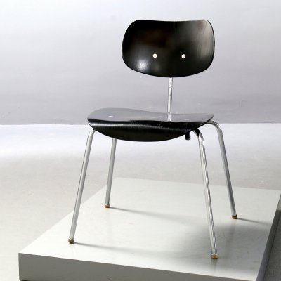 Vintage SE 68 Chair by Egon Eiermann for Wilde+Spieth, 1980s