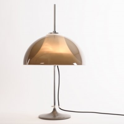 Acrylic table lamp by Gepo, 1973